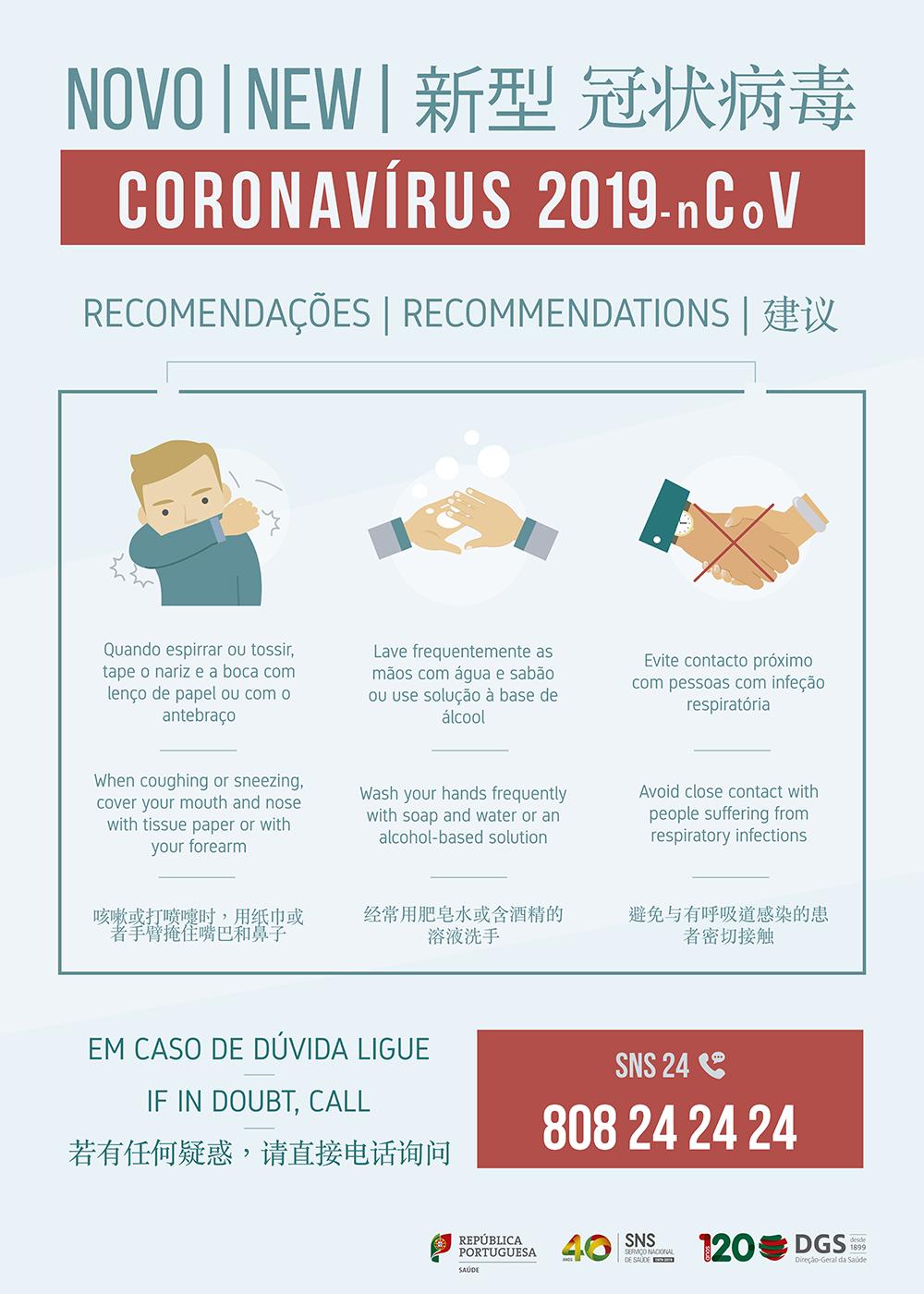 cartaz 2 CoronaVirus Imagem